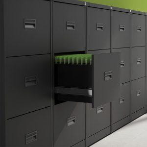 A3 Jumbo & 5 Drawer Heavy Duty Filing cabinets