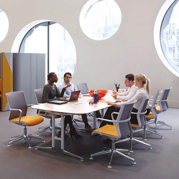 Ad-Lib Meeting Table