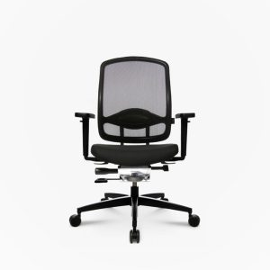 AluMedic 5 Chair front view