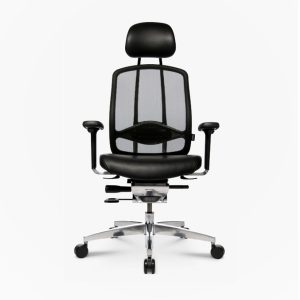 AluMedic Limited chair front view