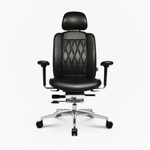 AluMedic Limited S Chair front view