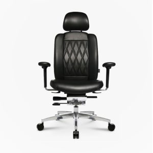 AluMedic Limited S Comfort Chair front view