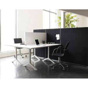 Alumi Acoustic Desk Screen