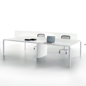 Anyware Bench in white