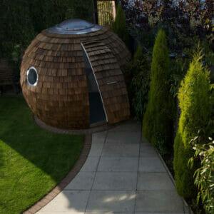 Garden Home Office Pod