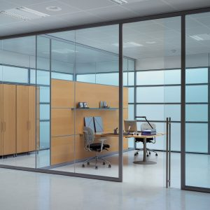 Areaplan Kristal Partitioning System