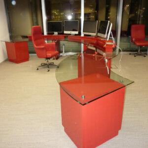 Custom Made Executive Han Desk