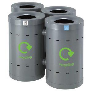 Bros Recycling Bins
