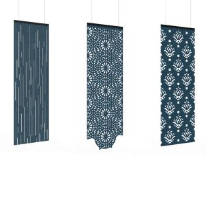 BuzziFalls Ceiling Room Dividers