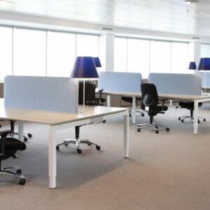 BuzziDesk Office Screen