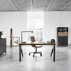 Cabale Height Adjustable Desk