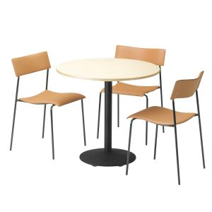 Campus cafe table