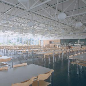 Campus square table