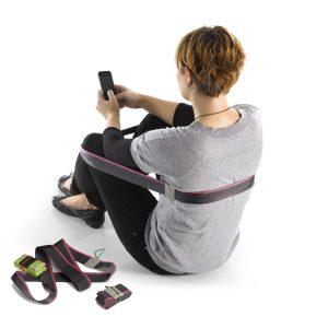 Chairless Sitting Seat Straps
