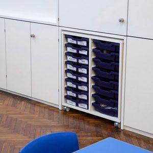 Combi Storage Wall Cupboards