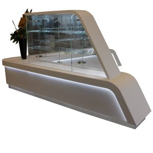 Custom Made Trophy Cabinets