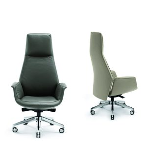 Downtown Executive Chairs by Poltrona Frau