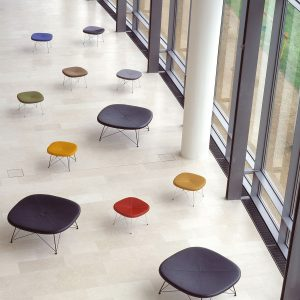Upholstered Soft Seating
