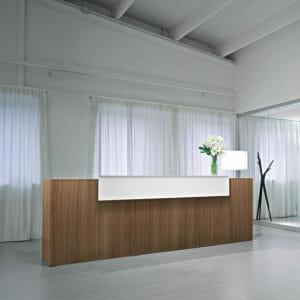 Factory Modular Reception Desks