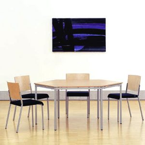 Clip Table Trapezoid