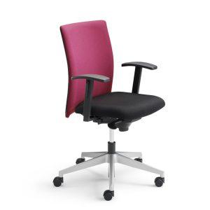 Paro Business Chair with Ergonomic Headrest
