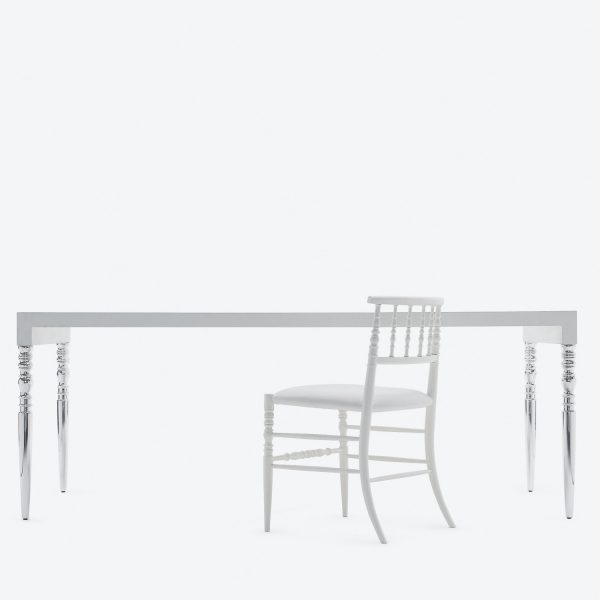 New Antique Restaurant Table