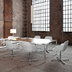 Frame+ Executive Meeting Table