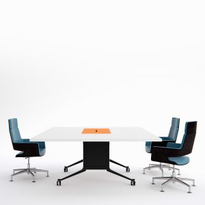 Gullwing Meeting Table