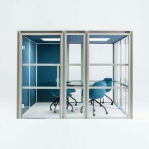Hako Acoustic Lounge Pod