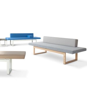 HM101 Modular Bench Seating