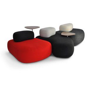HM63 Pebble Seating
