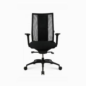 IMedic 10 chair in black back mesh