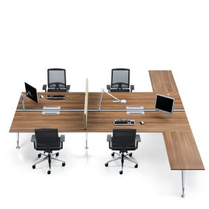 Invitation Double Bench with Screens