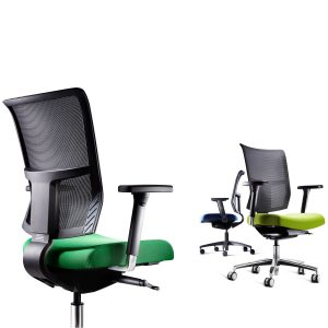 Connection Is Mesh Task Chairs