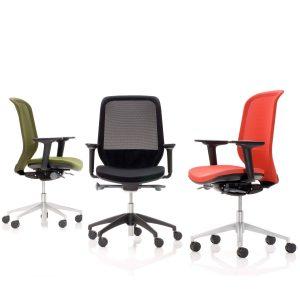 Joy Mesh Back Chairs