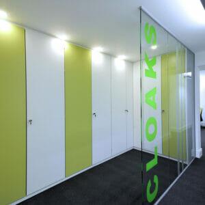 Bespoke Office Cupboards