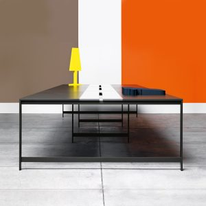 K_word Double Bench Desk