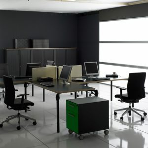 Layer Meeting Table System