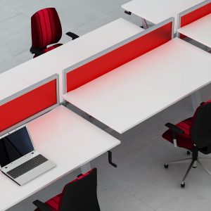 Linnea Elevate Bench Desks