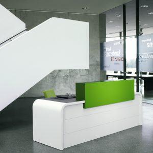 M10 Highline Reception Desk