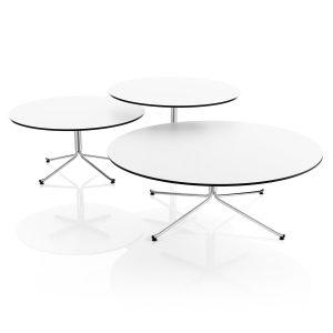 Millibar Circular Lounge Table