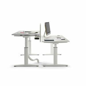 Mobility Height-Adjustable Desks