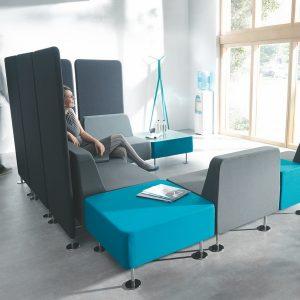 Mobius Modular Seating