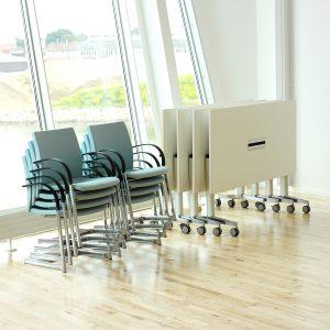 Moveo Folding Tables