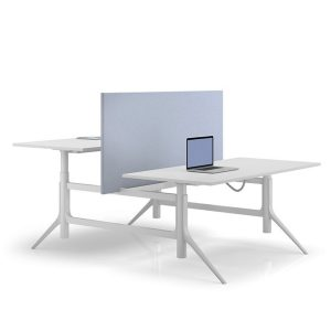 NoTable Height Adjustable Bench Desk