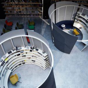 Oblivion Privacy Workstations from Koleksiyon