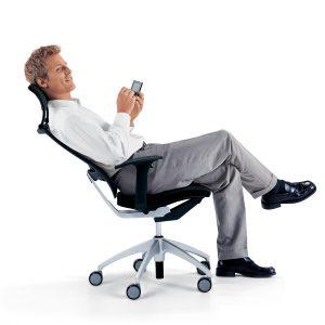 Open Up Ergonomic Office Chair by Sedus