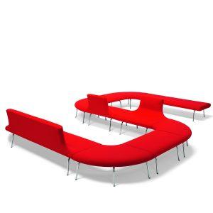 Orbit Reception Sofa