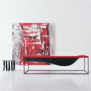 Outline Chaise Longue by Cappellini