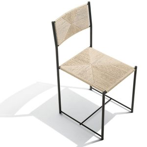 Paludis 4-Leg Chair with support